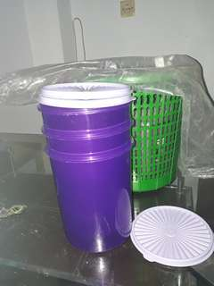 Toples tupperware look a like