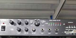 Ampliefire 60 watts