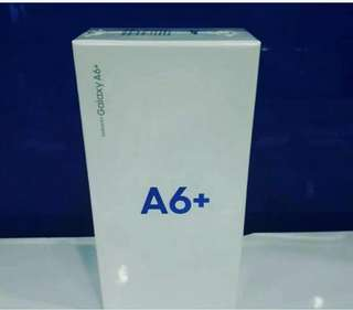 Samsung A6+ Kredit Free 1x Cicilan