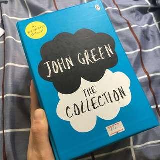 John Green: the Collection box set