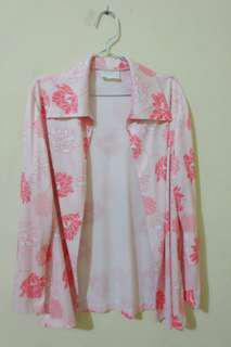Pink Flowers Outer
