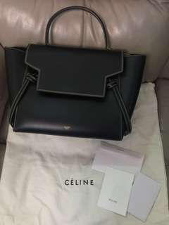 Celine Belt Bag mini 99%new 無花 少用 錫住用