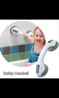 Bathroom Bath Shower Assist Handle Handrail Great for Toddlers and Adults Super STRONG suction