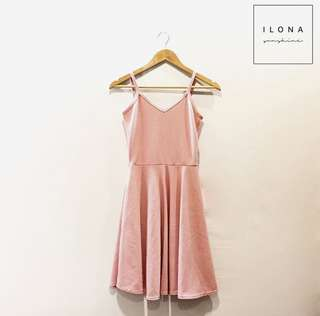 Pastel Pink Dress for 130 only!