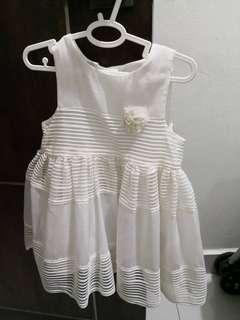 H&M White Dresses