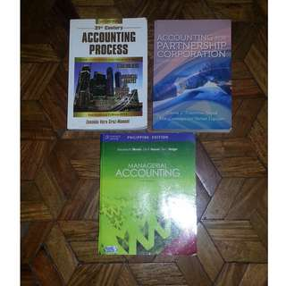 College Business Management Books