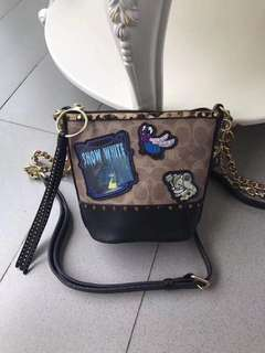 Authentic Coach Disney Slingbag RM488 only😍