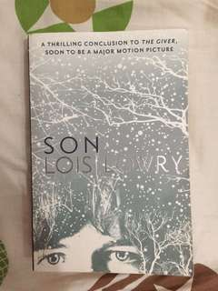 Son of Lois Lowry