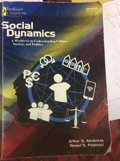 Social Dynamics SHS