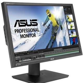 """ASUS PA248Q LCD Monitor - 24.1"""" WUXGA (1920x1200) (2012) HDMI"""