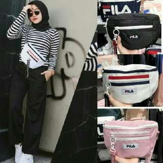 NEW Fila Waist bag original hongkong waistbag