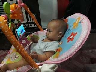 Carrier&rocker for babies
