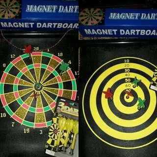 NEW Magnetic dart board