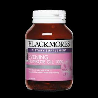 Blackmores Evening Primrose Oil 1000