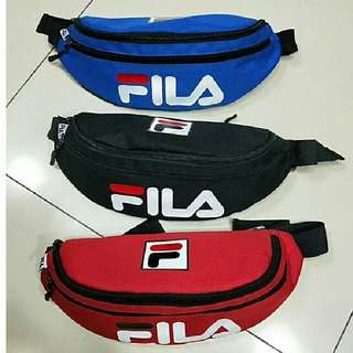 NEW Fila Waist bag waistbag   premium quality like ori