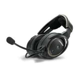 Bose A20 Aviation Bluetooth Pilot Headset (good condition!)
