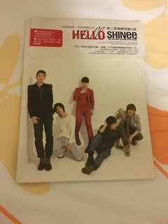🚚 SHINee Hello 專輯