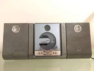 Philips speaker radio CD