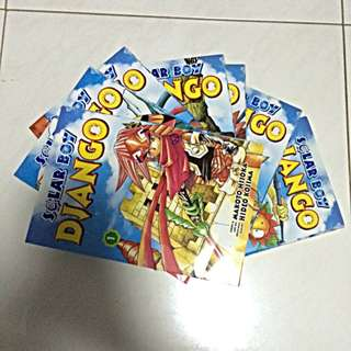Solar Boy Django Vol. 1-7 (English)