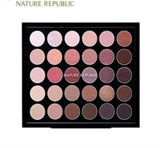 Nature republic eyeshadow