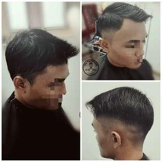 Men's Freelance/Homebased Barber