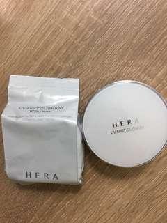 Hera UV Mist Cushion Cover + Refill (N23)