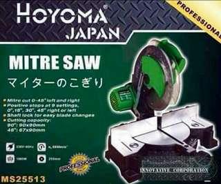 """Hoyoma Japan Miter Mitre Saw 10"""""""
