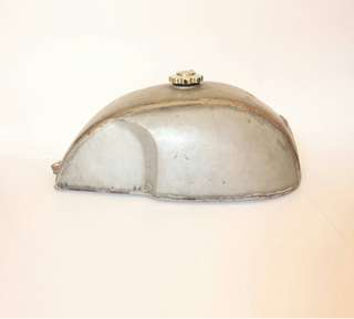 Galvanised custom Caferacer tank 1.1mm thickness