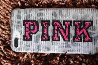 Case softcase iphone victoria pink