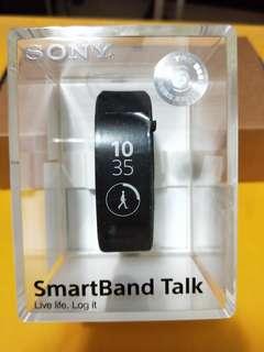 Sony SmartBand Talk SWR30 可通話智慧手環