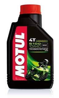 Engine Oil Motul 10w-40