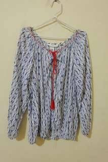 Bohemian Blouse by H&M