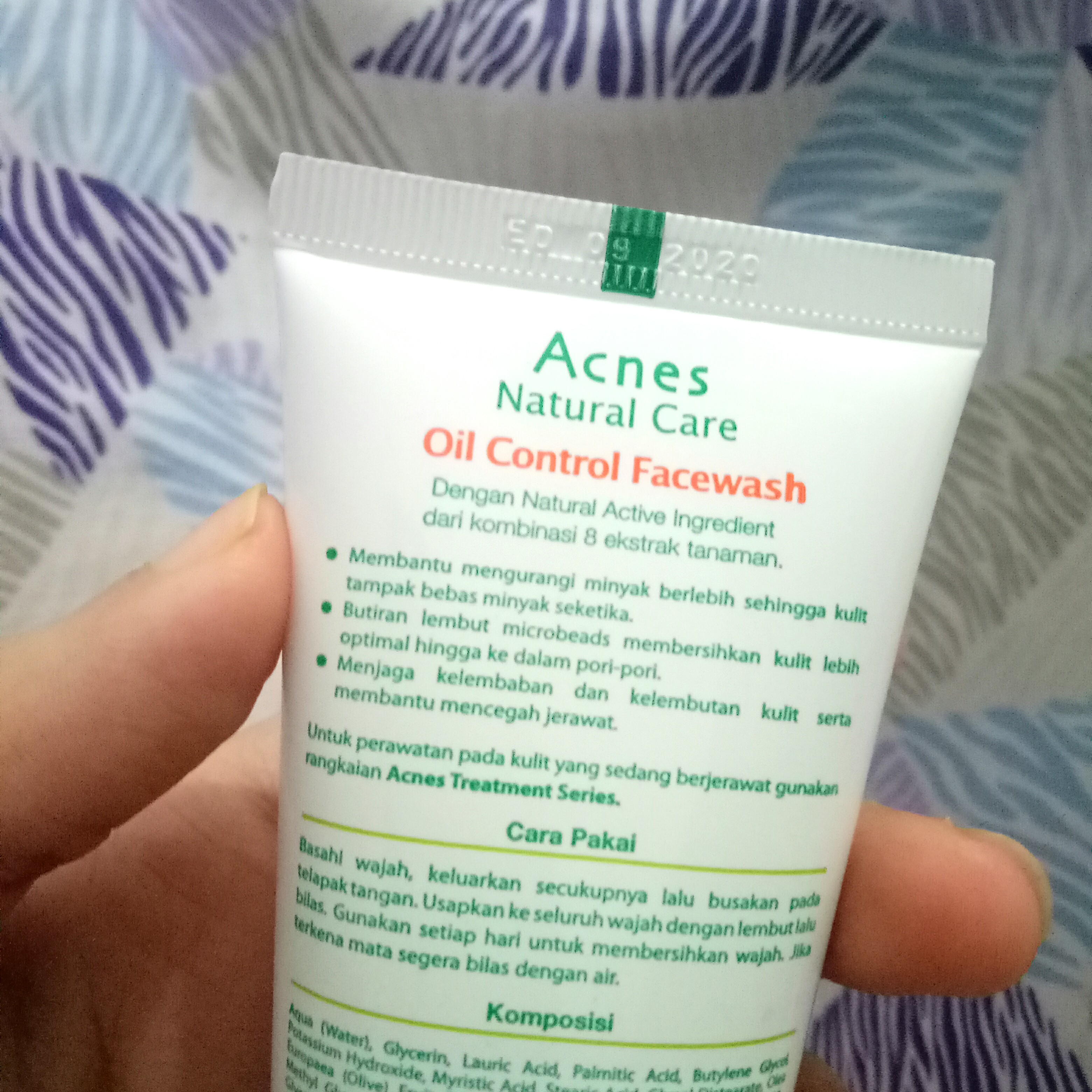 Acnes Facewash Oil Control Spot Care Obat Jerawat Treatment Series Kesehatan Kecantikan Kulit Sabun Tubuh Di Carousell