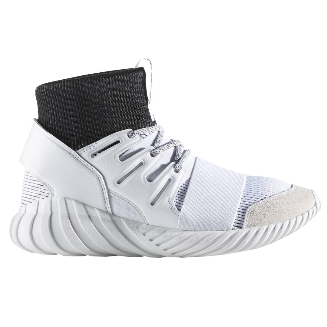 adidas Tubular Doom Footwear Yin Yang Blanco, Hombre Moda, Footwear Doom b20b34