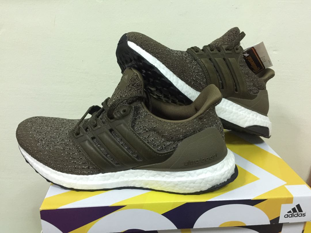 5a6a252b Adidas ultra boost 3.0, Men's Fashion, Footwear, Sneakers on Carousell