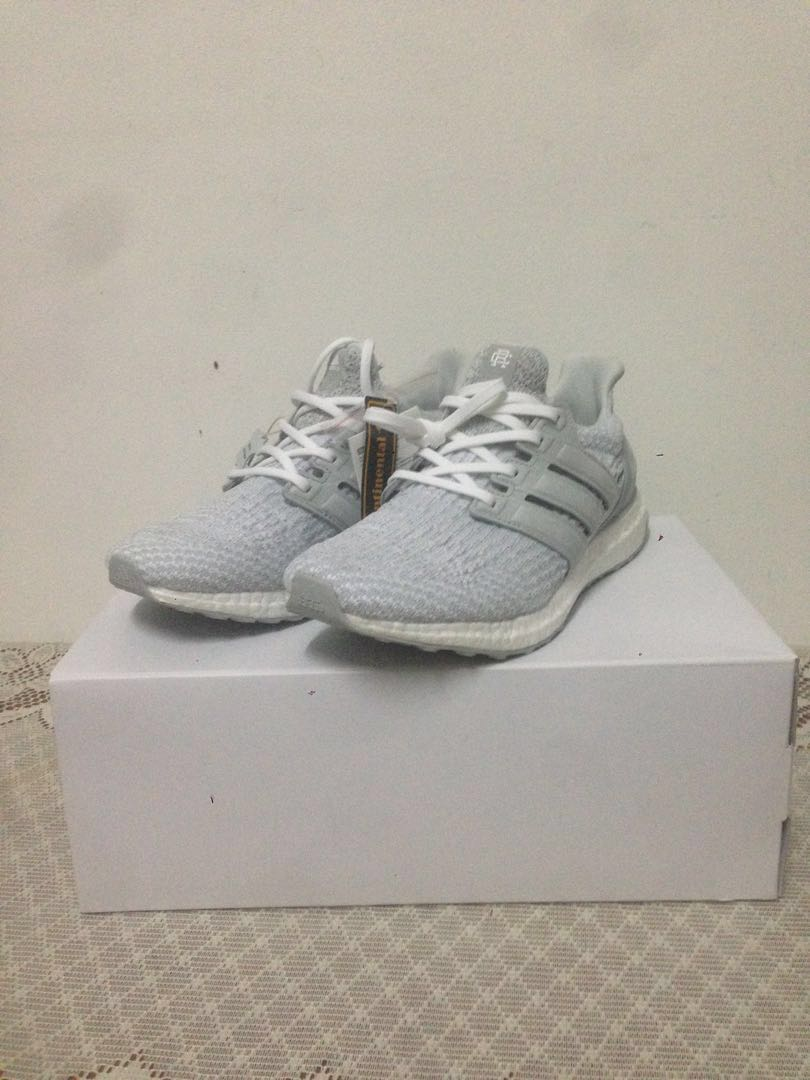 sports shoes 164b4 6821f Adidas Ultraboost Reigning Champ 3.0
