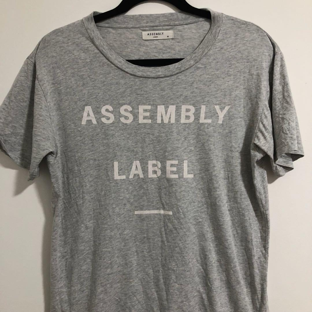 ASSEMBLY LABEL Top