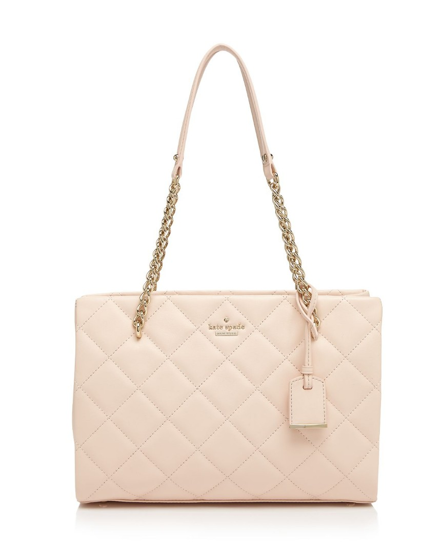 Authentic Kate Spade Emerson Place In Pastel Pink Womens Fashion Hayden Bags Wallets On Carousell