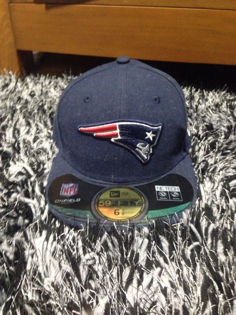 51e8e7daa4e Authentic New era cap New England Patriots NFL