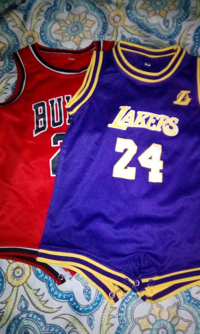 Baby NBA Jersey Bundle d1fb91748