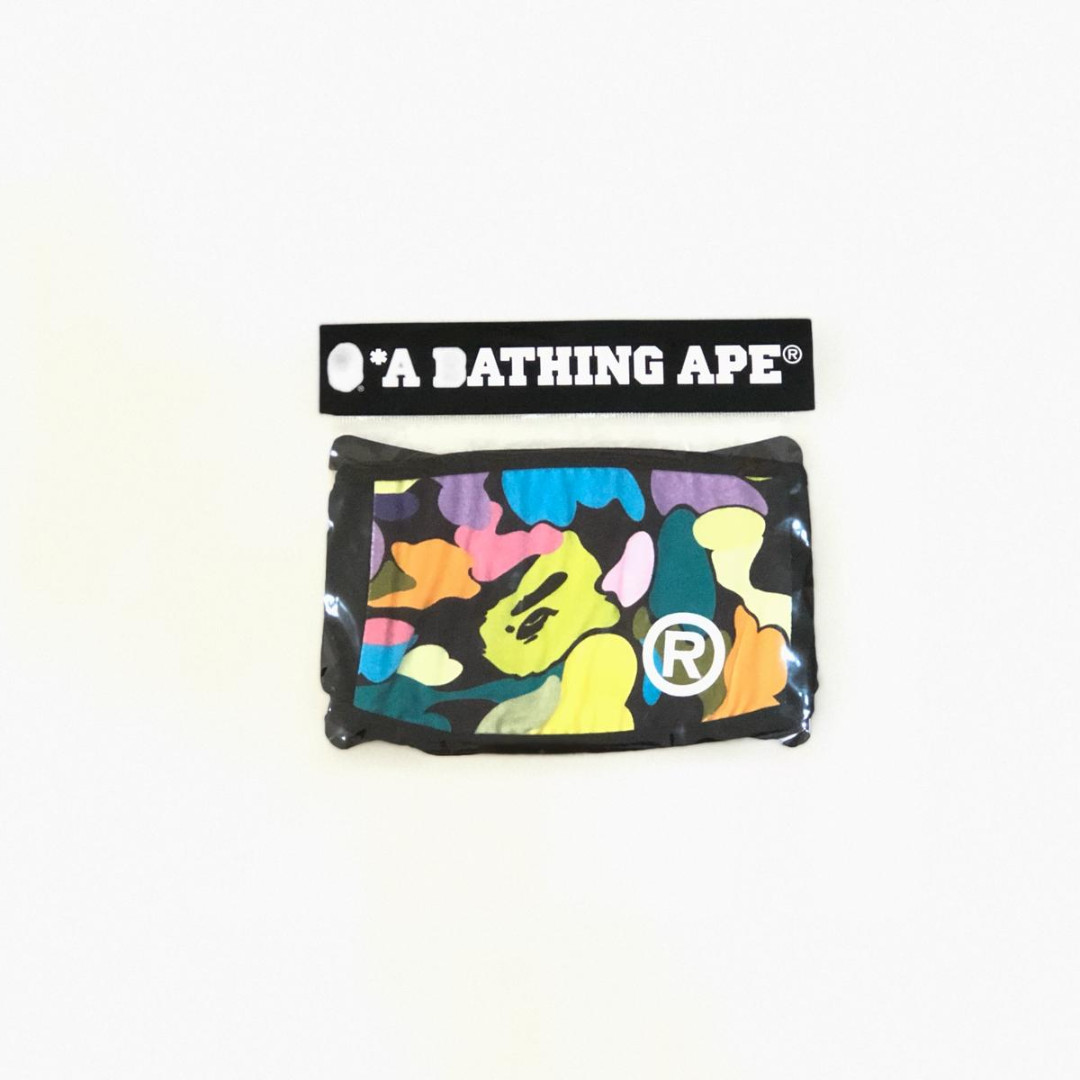 0725ee39 Bape Multi Camo Mask, Men's Fashion, Accessories, Others on Carousell