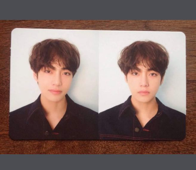bts taehyung r ver love yourself tear official photocard 1531345194 43c25fb1