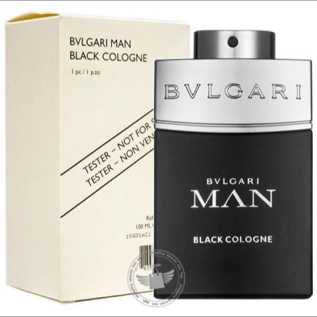 299e4fa781 Bvlgari Man Black Cologne EDT for Men (60ml/100ml Tester/GiftSet) Bulgari  in, Health & Beauty, Perfumes & Deodorants on Carousell