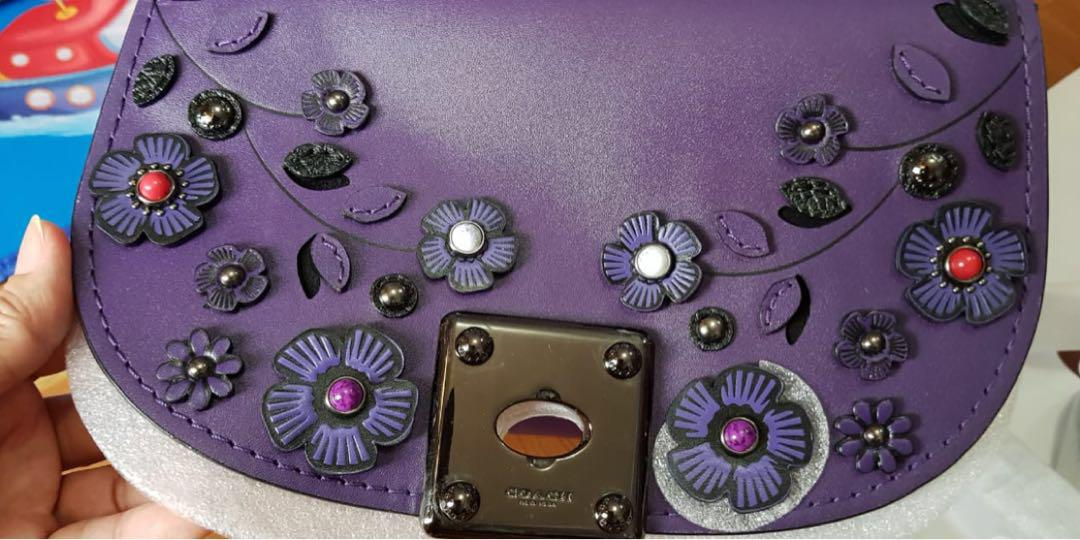 Coach Willow Floral