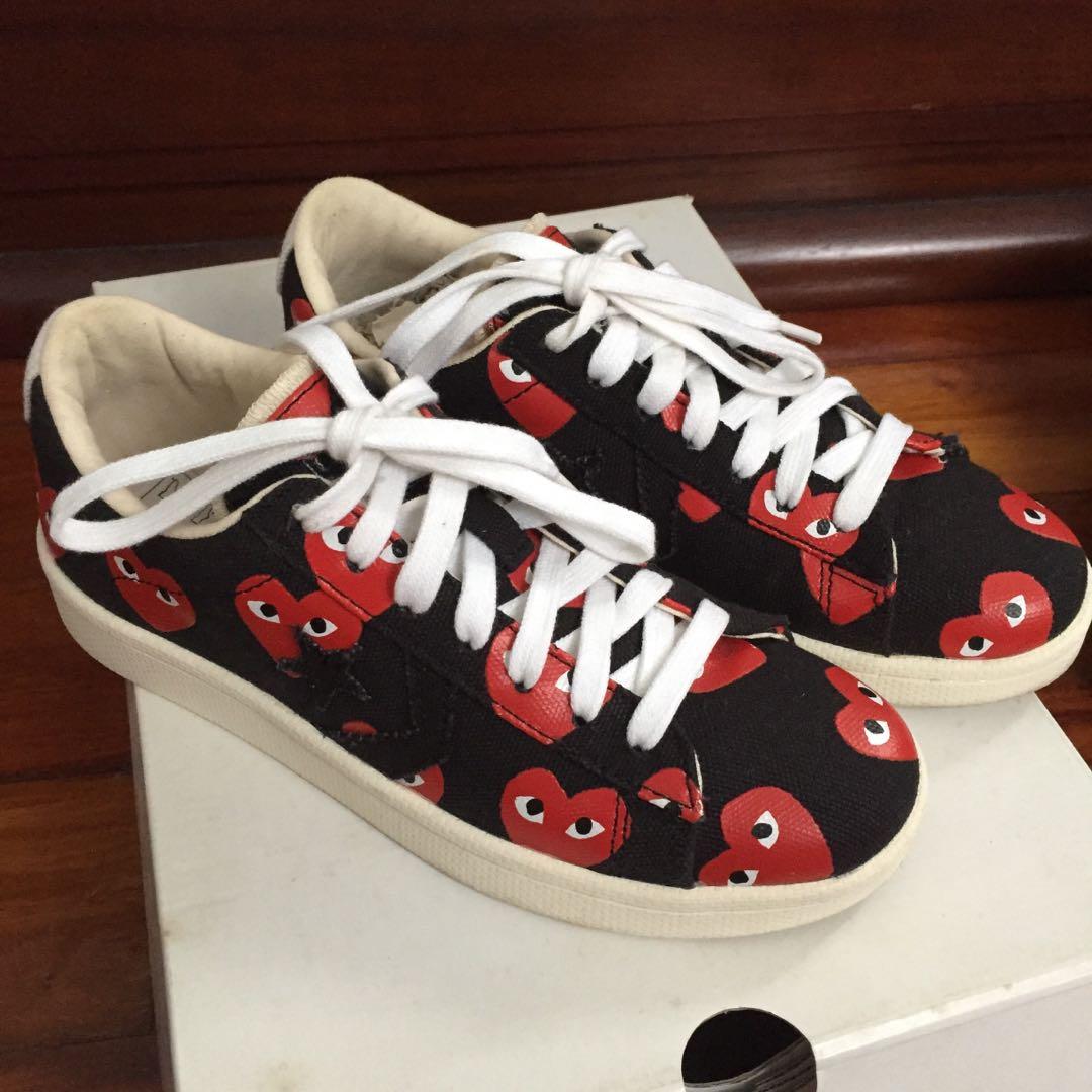 Converse X Comme des Garcons CDG sneakers fc2746072