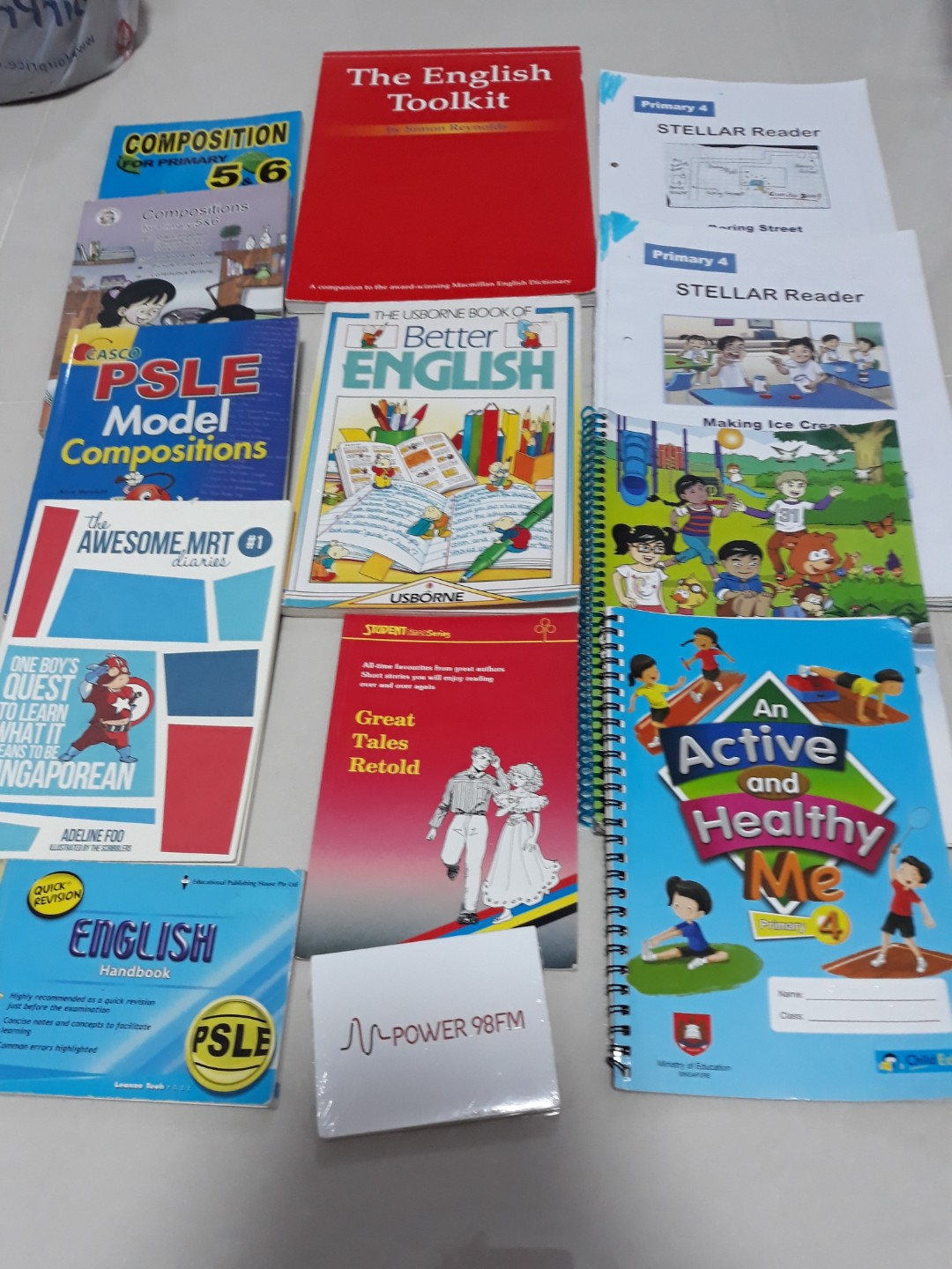 English, Books & Stationery, Textbooks, Primary on Carousell