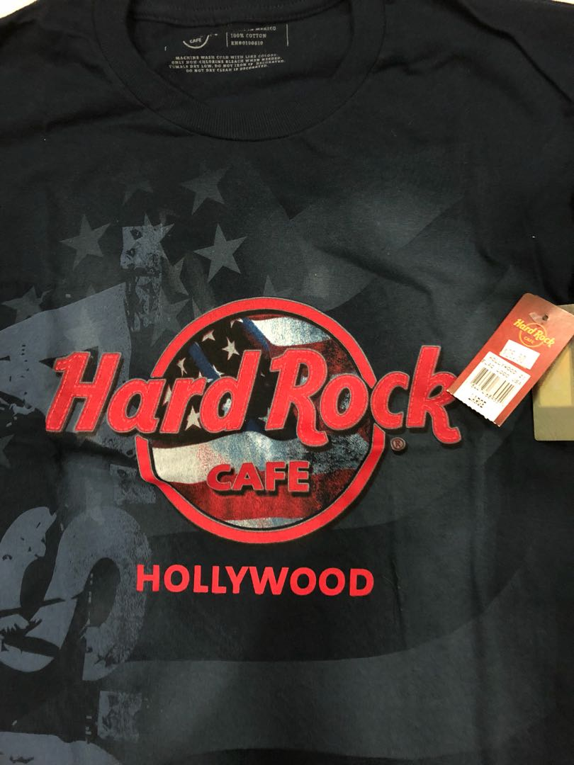 2e9db05b Hard Rock Cafe Hollywood T Shirts - DREAMWORKS