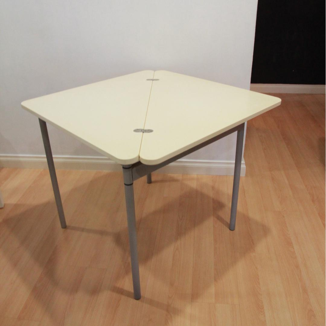 Ikea Lokka Foldable Table Furniture Tables Chairs On Carousell