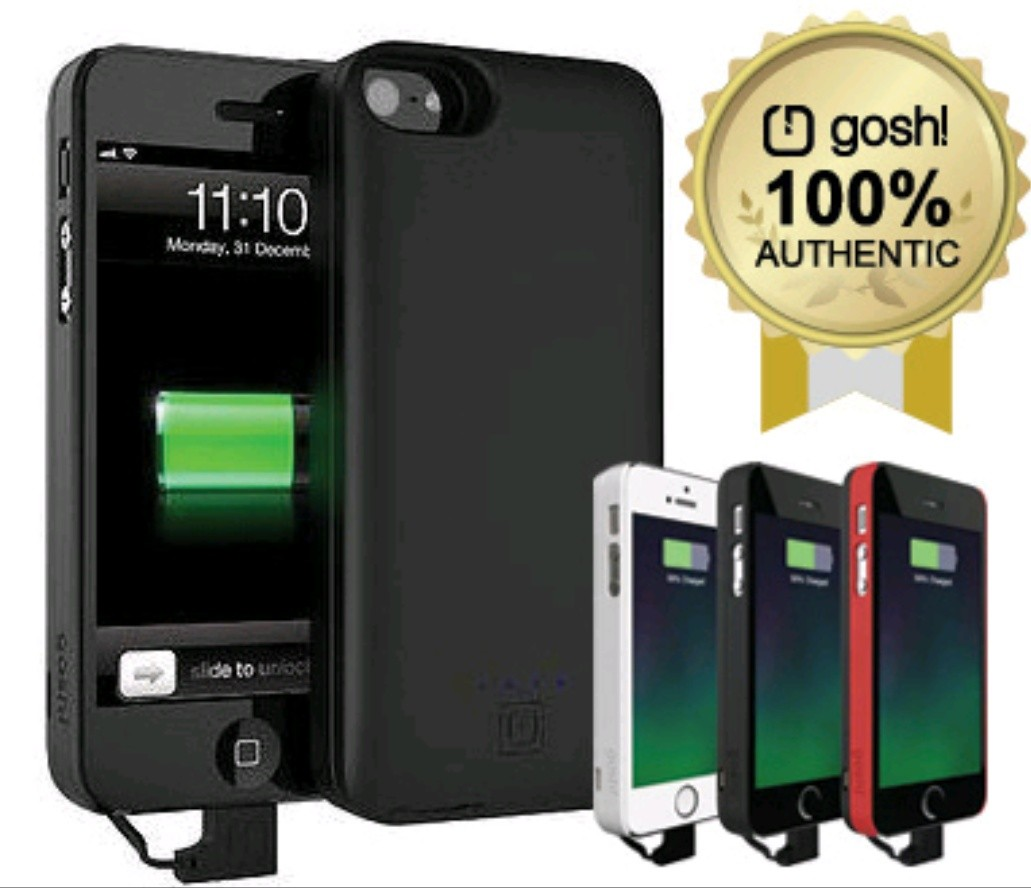 new arrival e4733 5c8b3 iPhone 5/5s Powerbank Case