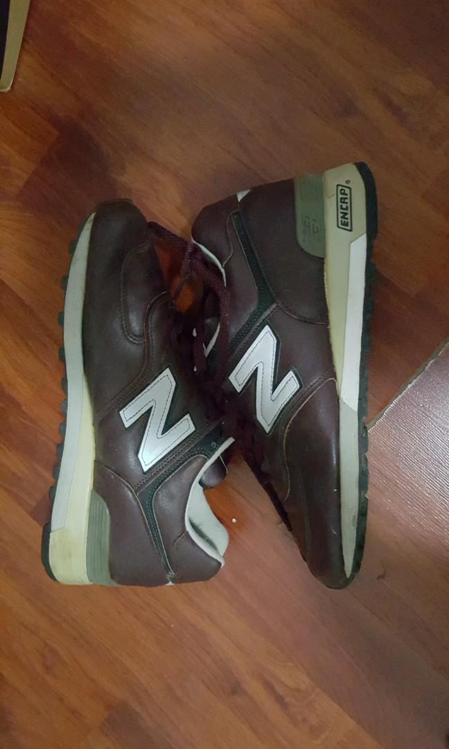e25cffcc00eb0 New Balance M 576 CD Japan Edition Made in USA, Men's Fashion, Men's  Footwear on Carousell